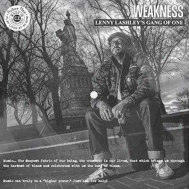 Lenny Lashley's Gang Of One - Weakness NA/AA Charity Promo Flexi