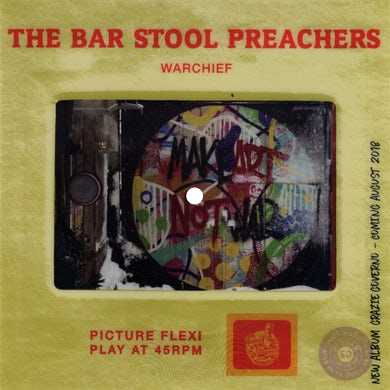 The The Barstool Preachers - Warchief Flexi Picture Slide