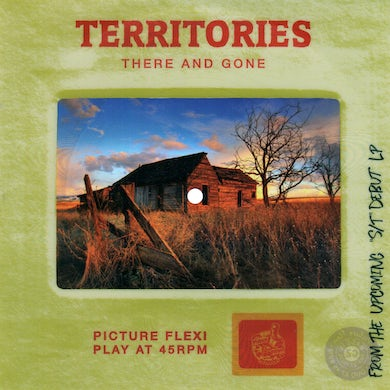 Territories - There & Gone Picture Slide Flexi