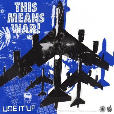 This Means War! This Means War - Use It Up Flexi
