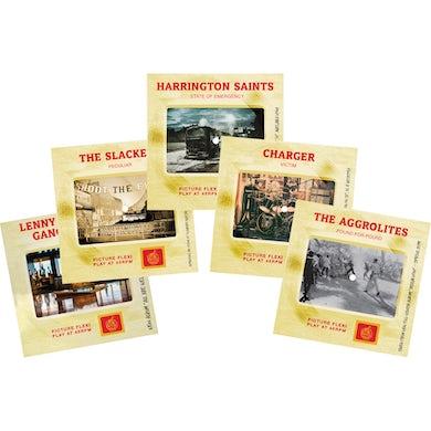 PPR SLIDE 12-16 PACK (The Aggrolites, Charger, Harrington Saints, The Slackers, Lenny Lashley's Gang Of One)