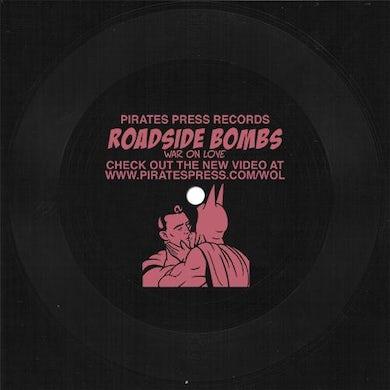 Roadside Bombs - War On Love - Flexi