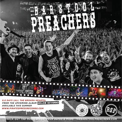 The The Barstool Preachers - All The Broken Hearts Flexi