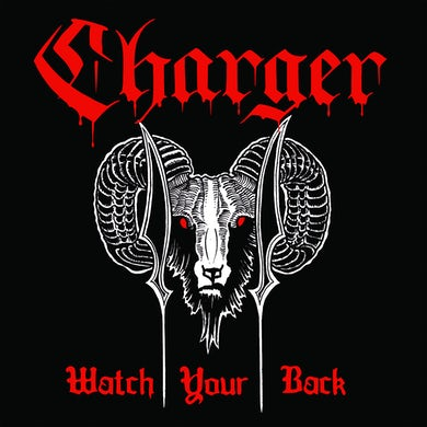"""Charger - Watch Your Back / Stay Down 12"""""""