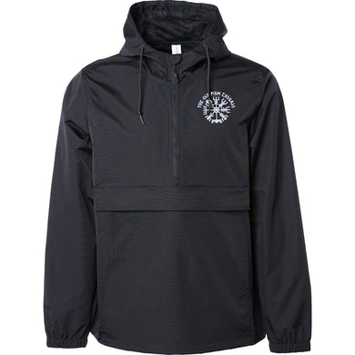 The Old Firm Casuals - Rune Logo - Windbreaker Jacket - Black
