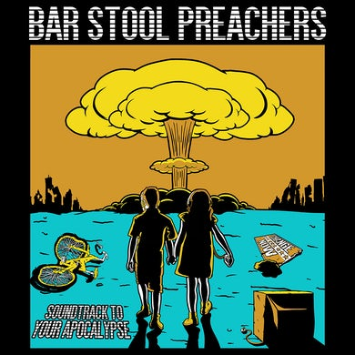 "The The Barstool Preachers - Soundtrack To Your Apocalypse 12"" Picture Disc"