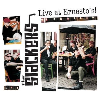 "Live At Ernesto's 2x12"" LP (Vinyl)"