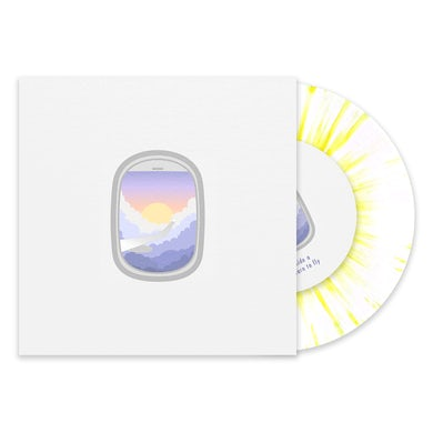"""Surfaces Learn To Fly 7"""" Vinyl - White & Yellow Splatter"""