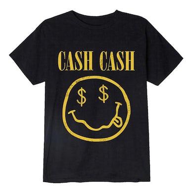 Cash Cash Smiley T-Shirt