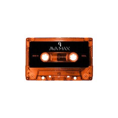 Ava Max Heaven & Hell Orange Cassette