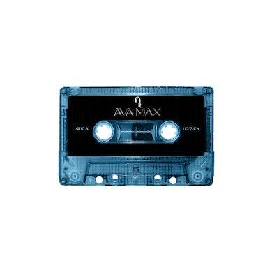 Ava Max Heaven & Hell Blue Cassette