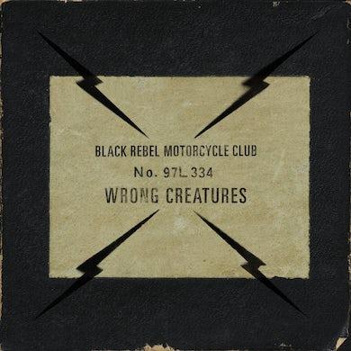 Black Rebel Motorcycle Club WRONG CREATURES LP (Vinyl)
