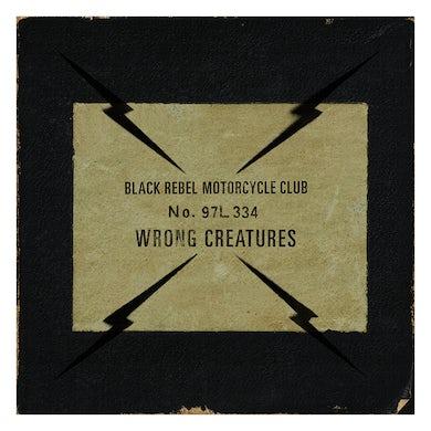 Black Rebel Motorcycle Club WRONG CREATURES CD
