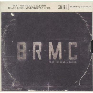 Black Rebel Motorcycle Club BEAT THE DEVIL'S TATTOO CD