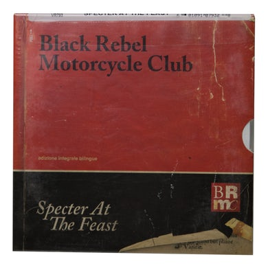 Black Rebel Motorcycle Club SPECTER AT THE FEAST CD