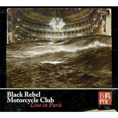 Black Rebel Motorcycle Club LIVE IN PARIS DVD