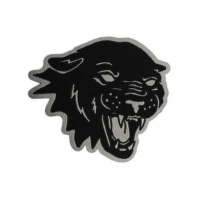 Black Rebel Motorcycle Club PANTHER WOVEN PATCH