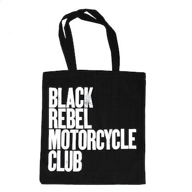 Black Rebel Motorcycle Club BRMC BLACK TOTE