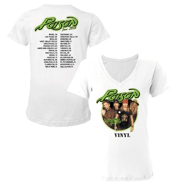 Poison Vinyl T-Shirt (Women)