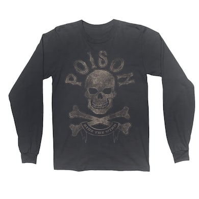 Poison  Ride The Wind Long Sleeve