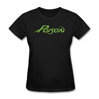 Poison  Swallow This T-Shirt (Women) (Black)