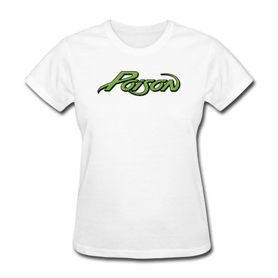 Poison  Swallow This T-Shirt (Women) (White)