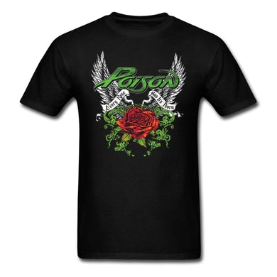 Poison  Wings & Thorns T-Shirt