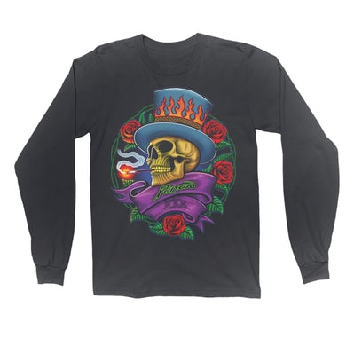 Poison  Skull Long Sleeve