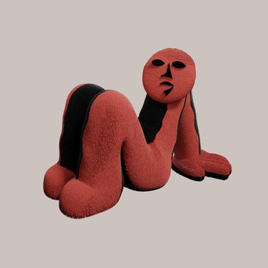 King Krule MAN ALIVE! PLUSH DOLL