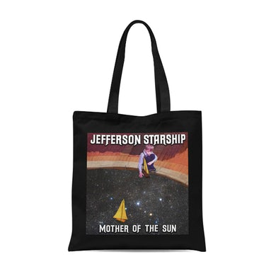 Jefferson Starship Mother of the Sun Tote Bag