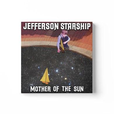 Jefferson Starship Mother of the Sun on CD