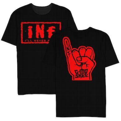 """G-Mo Skee """"INF"""" T-Shirt"""