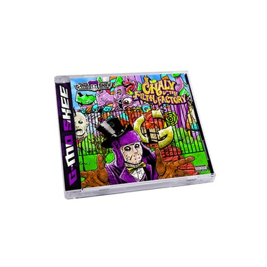 """G-Mo Skee """"Chaly & The Filth Factory"""" CD"""