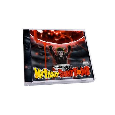 "G-Mo Skee ""My Filthy Spirit Bomb"" CD"