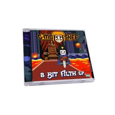 """G-Mo Skee """"8-Bit Filth"""" CD"""