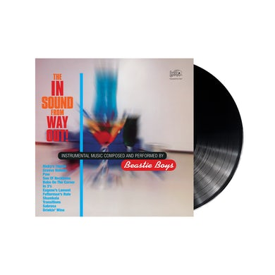 Beastie Boys The In Sound From Way Out LP (Vinyl)