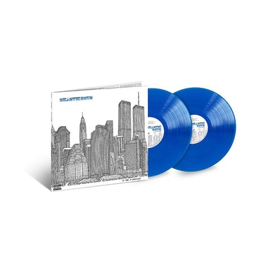 Beastie Boys To The 5 Boroughs Limited Edition Blue 2LP (Vinyl)