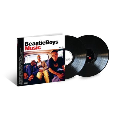 Beastie Boys Music Gatefold 2LP (Vinyl)