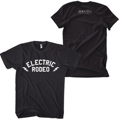 Shooter Jennings Electric Rodeo Tee