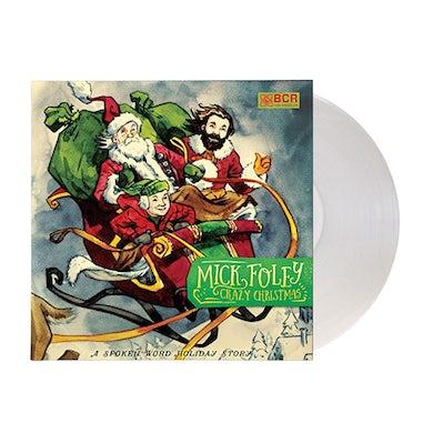 "Mick Foley - Crazy Christmas 7"" (Vinyl)"