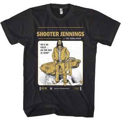 Shooter Jennings The Gunslinger Tee