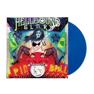 Hellbound Glory - Pinball LP + CD