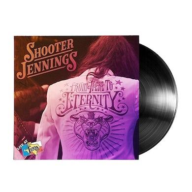 Shooter Jennings - Live at Billy Bob's LP (Vinyl)