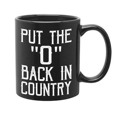 Shooter Jennings O In Country Mug