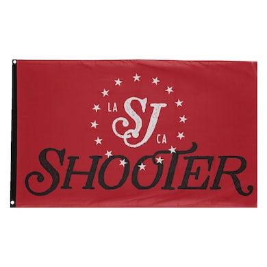 Shooter Jennings Stars & SJ Flag