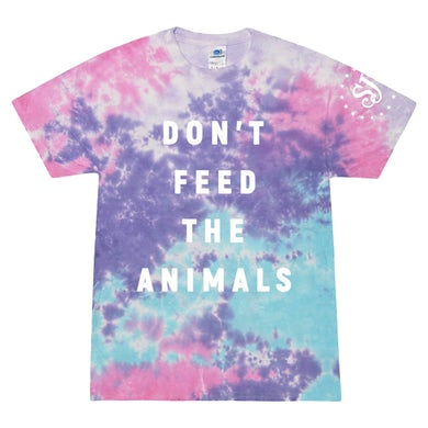 Shooter Jennings Don't Feed The Animals Tee