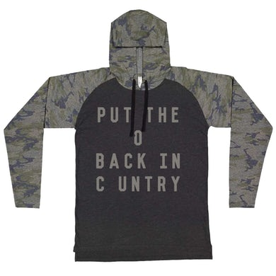 Put The 'O' Back In Country Hoodie