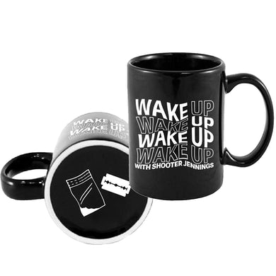 Shooter Jennings Wake Up Mug