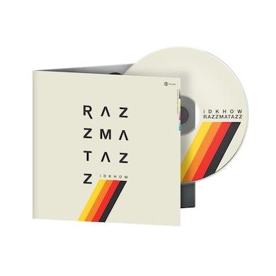 I DONT KNOW HOW BUT THEY FOUND ME - RAZZMATAZZ (CD)