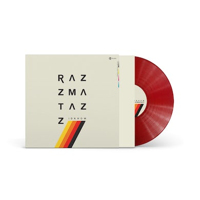 I DONT KNOW HOW BUT THEY FOUND ME - RAZZMATAZZ (Classic Red LP) (Vinyl)